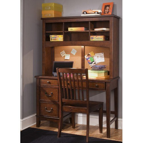 Best Liberty Furniture Chelsea Square Bedroom Student Desk With Pictures
