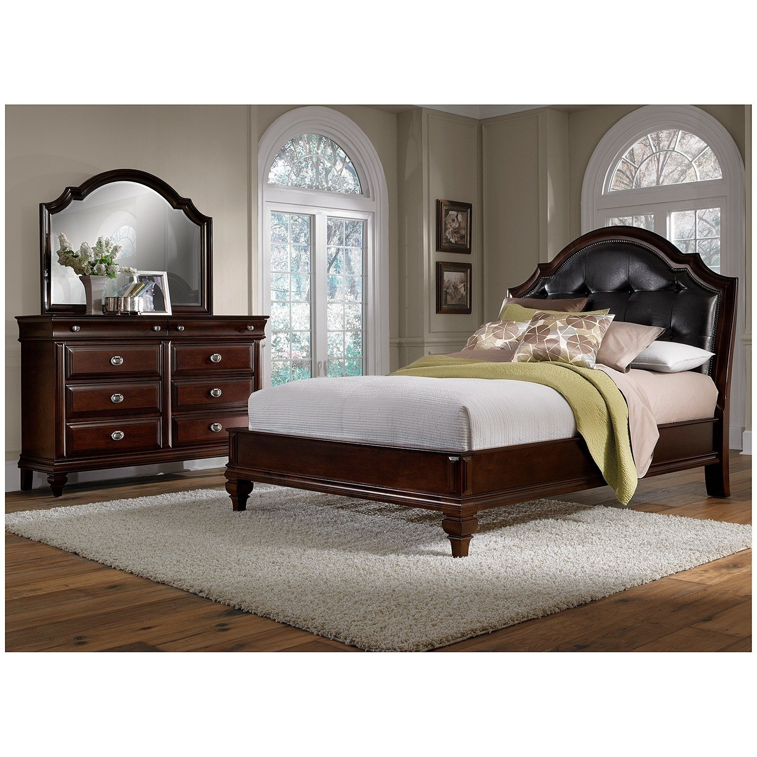 Best Shop 5 Piece Bedroom Sets Value City Furniture With Pictures