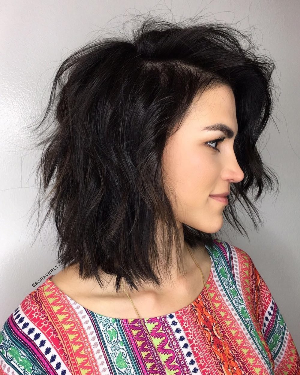Free 51 Stunning Medium Layered Haircuts Updated For 2018 Wallpaper