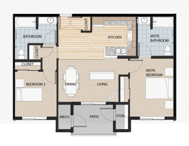 Best Floor Plans Salado Orchard Apartments Affordable With Pictures