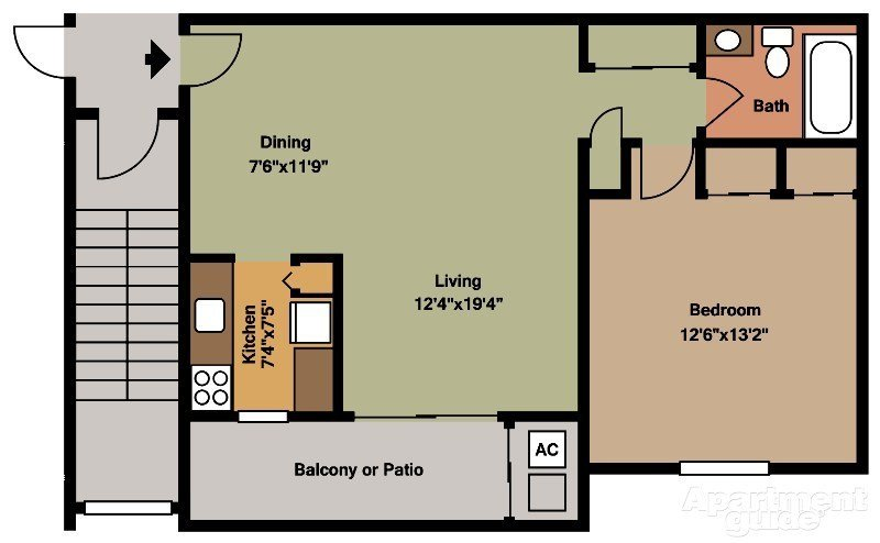 Best Spacious One Bedroom Apartments In Lower Bucks County Pa With Pictures