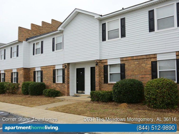 Best Corner Stone Townhomes Apartments Montgomery Al Apartments With Pictures