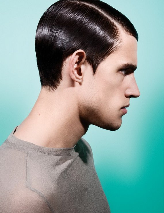 Free Stylish Fashion 1950′S Hairstyles For Men Wallpaper