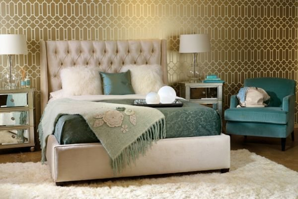Best 34 Gorgeous Tufted Headboard Design Ideas With Pictures
