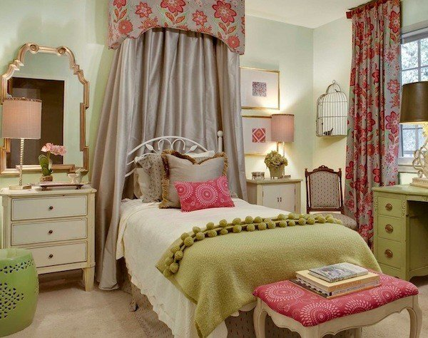 Best Baby Girls Rooms Ideas With Non Traditional Colors With Pictures