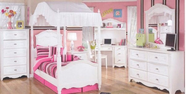 Best Stylish Girls Pink Bedrooms Ideas With Pictures