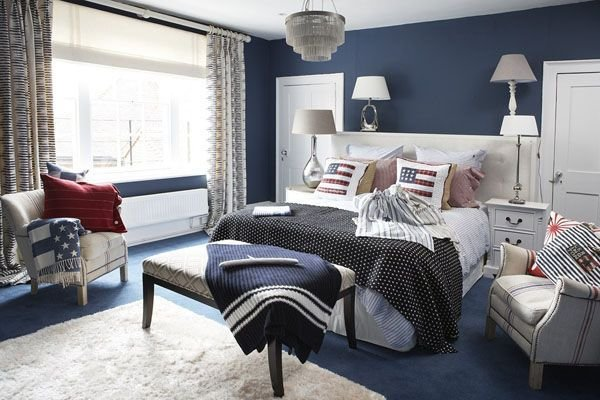 Best Happy 4Th Of July Interiors Inspired By Red White Blue With Pictures