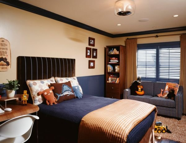 Best Cool Boys Room Paint Ideas For Colorful And Brilliant With Pictures