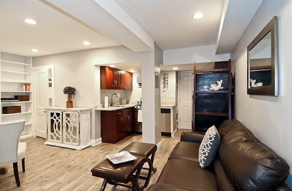Best Refreshing Basement Condo Renovation Decoist With Pictures