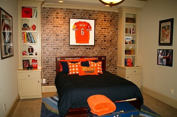 Best Framed Jerseys From Sports Themed T**N Bedrooms To Sophisticated Man Caves With Pictures
