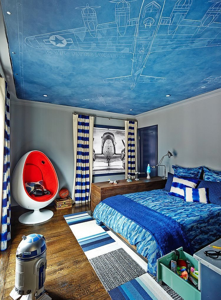 Best 20 Awesome Kids' Bedroom Ceilings That Innovate And Inspire With Pictures