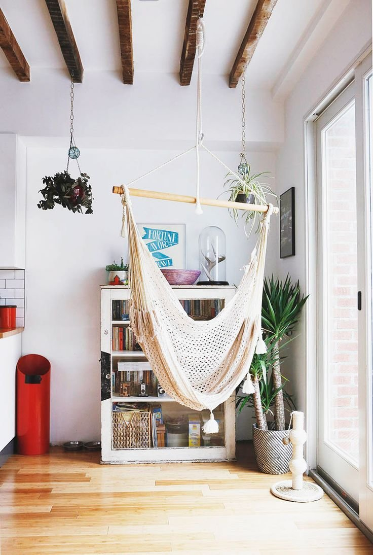 Best 18 Indoor Hammocks To Take A Relaxing Snooze In Any Time With Pictures