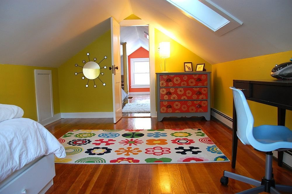 Best 20 Delightful Kids' Rooms With Skylights With Pictures