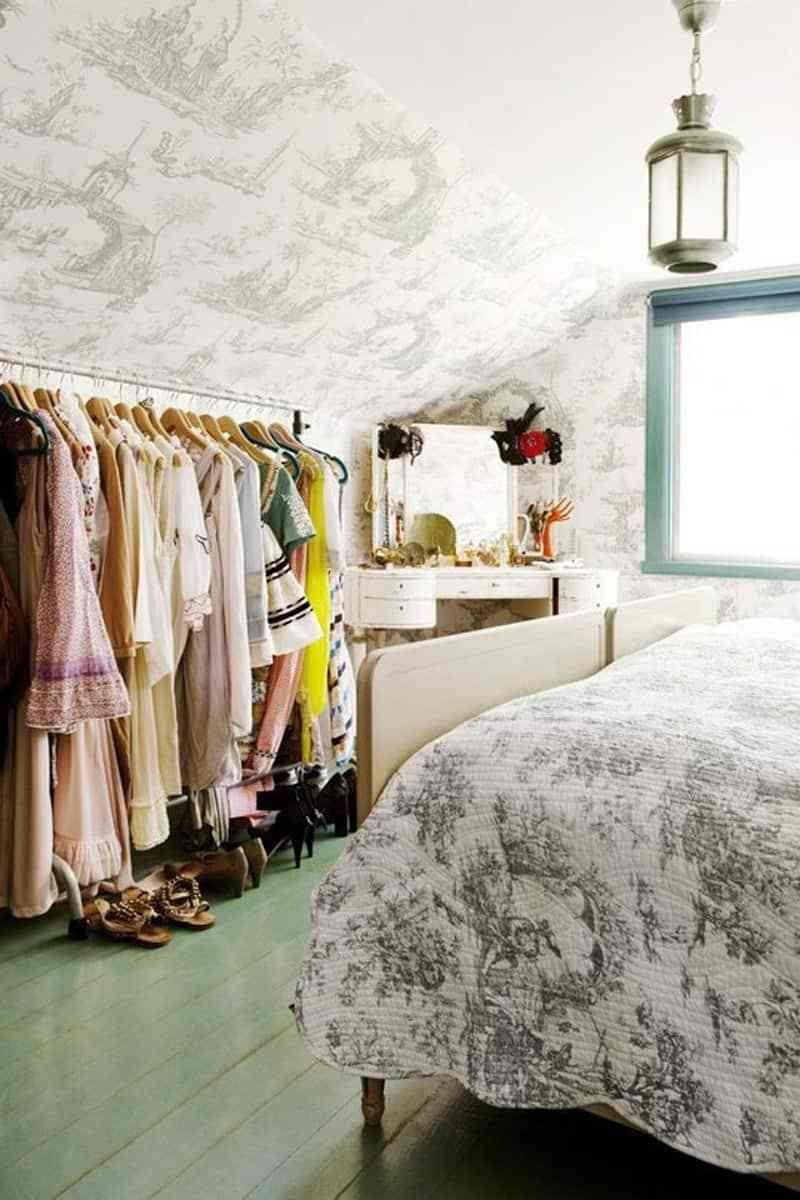 Best Ideas For Storing Clothes Without Closets With Pictures
