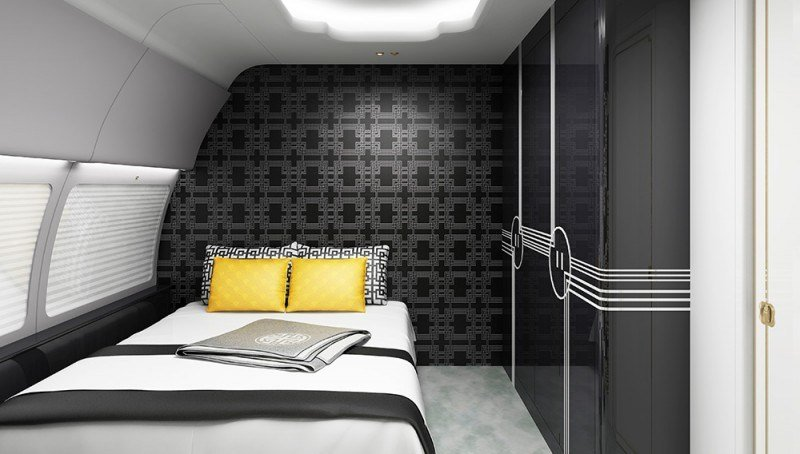 Best Luxury Living Best Private Jet Interior Designs With Pictures