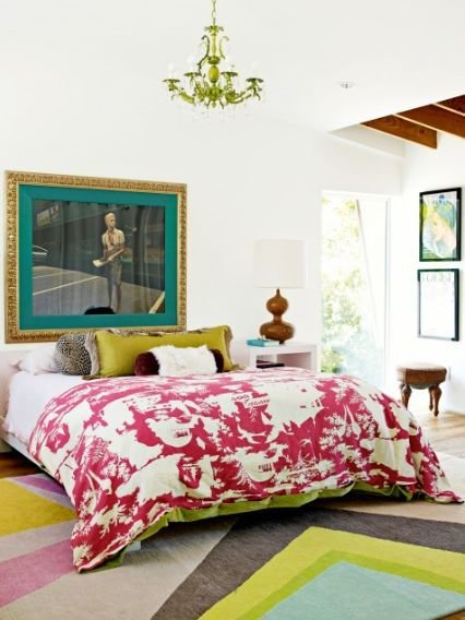 Best Bold Color Combo Pink Teal With Pictures