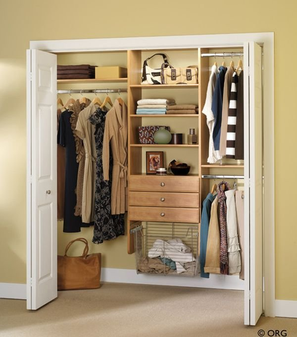 Best 5 Ideas For Creating A More Organized Closet Space With Pictures