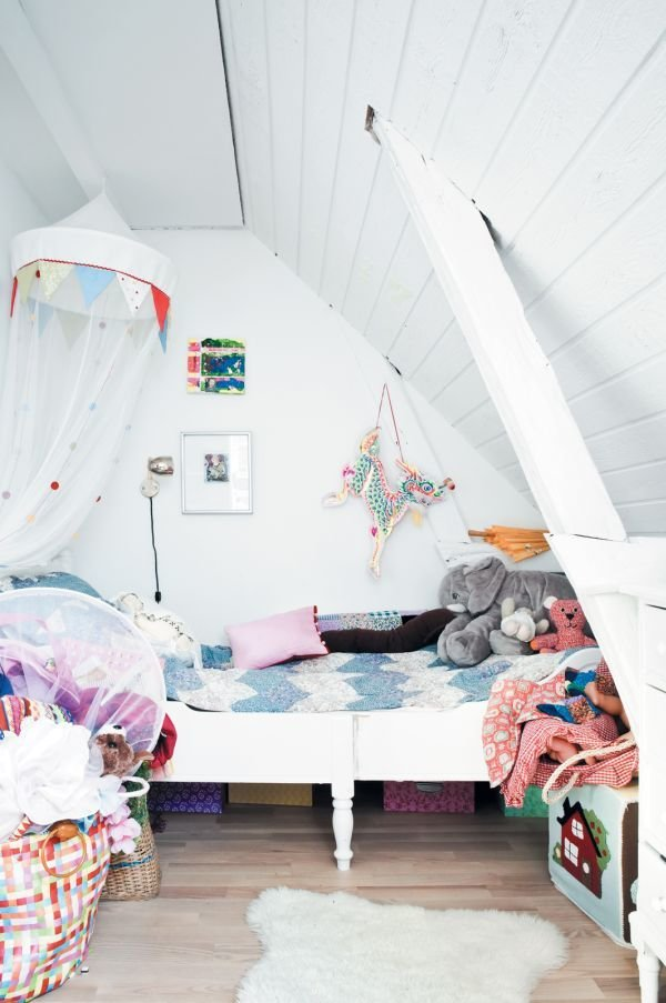 Best Turn The Attic Into A Perfect Play Area For The Kids 25 With Pictures