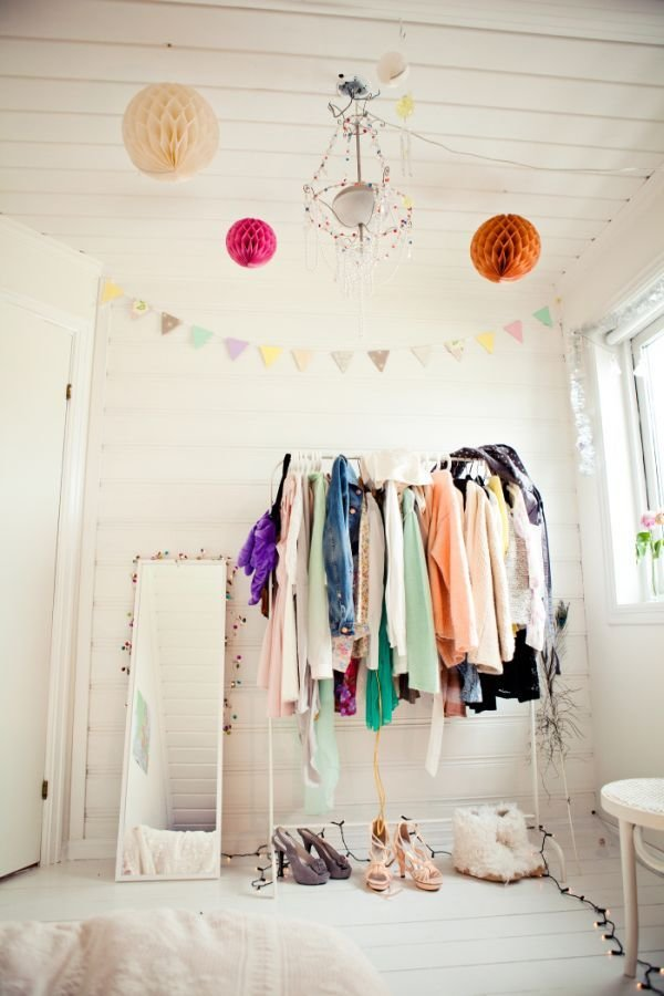 Best Open Space Closets For Those Who Are Organized And Want With Pictures