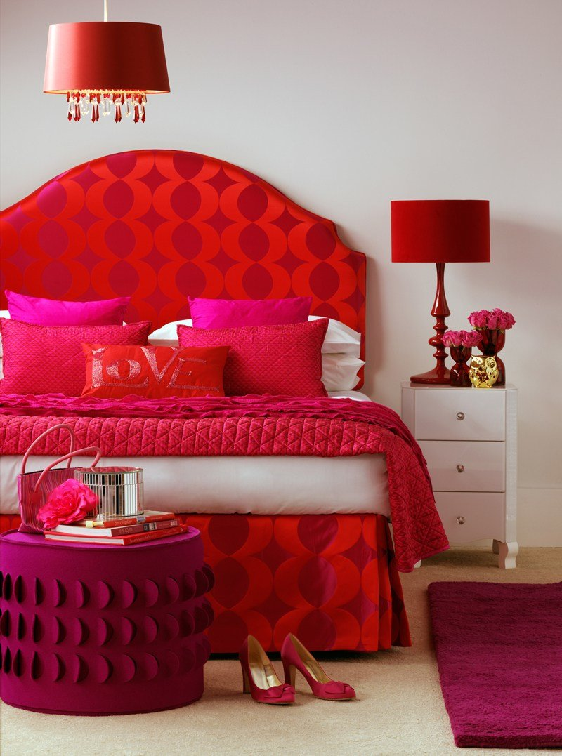 Best 20 Colors That Jive Well With Red Rooms With Pictures