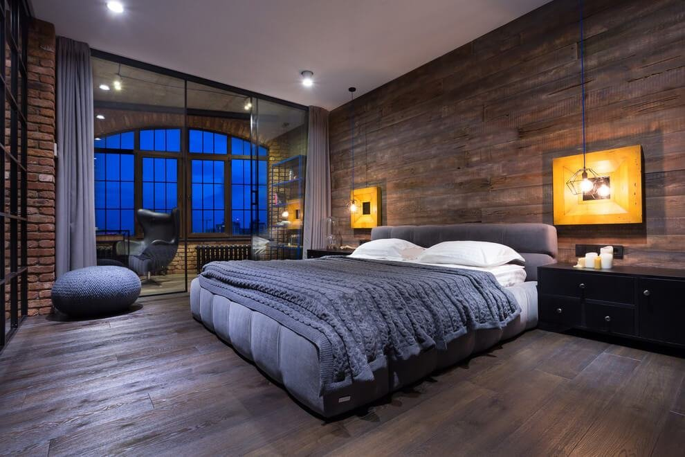Best Beautiful Bachelor Pad Designed Like A Big Puzzle With Pictures