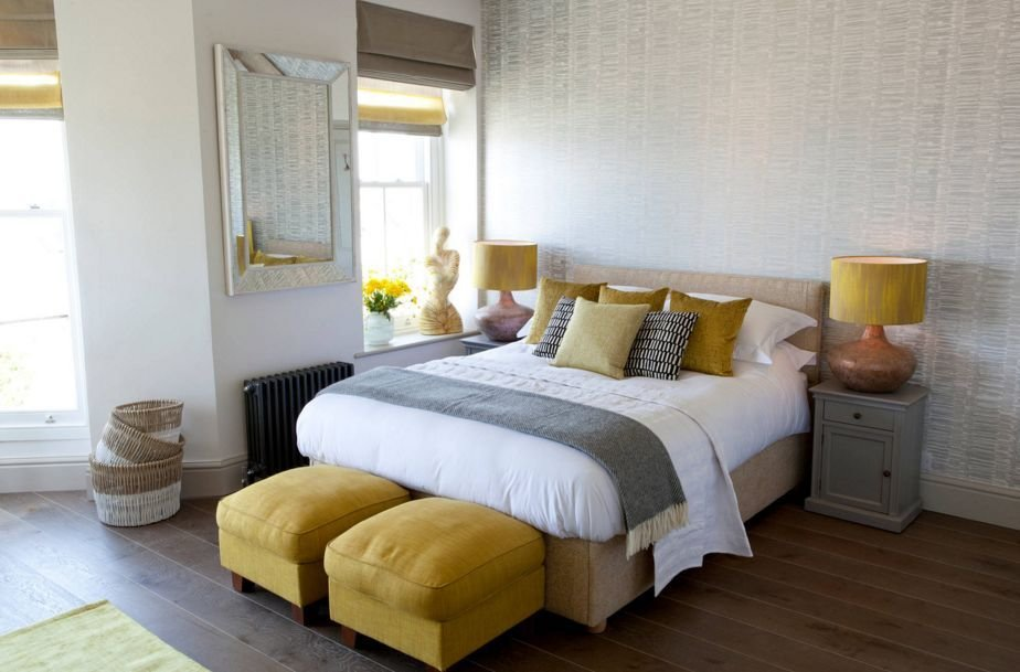Best Yellow And Gray Bedding That Will Make Your Bedroom Pop With Pictures