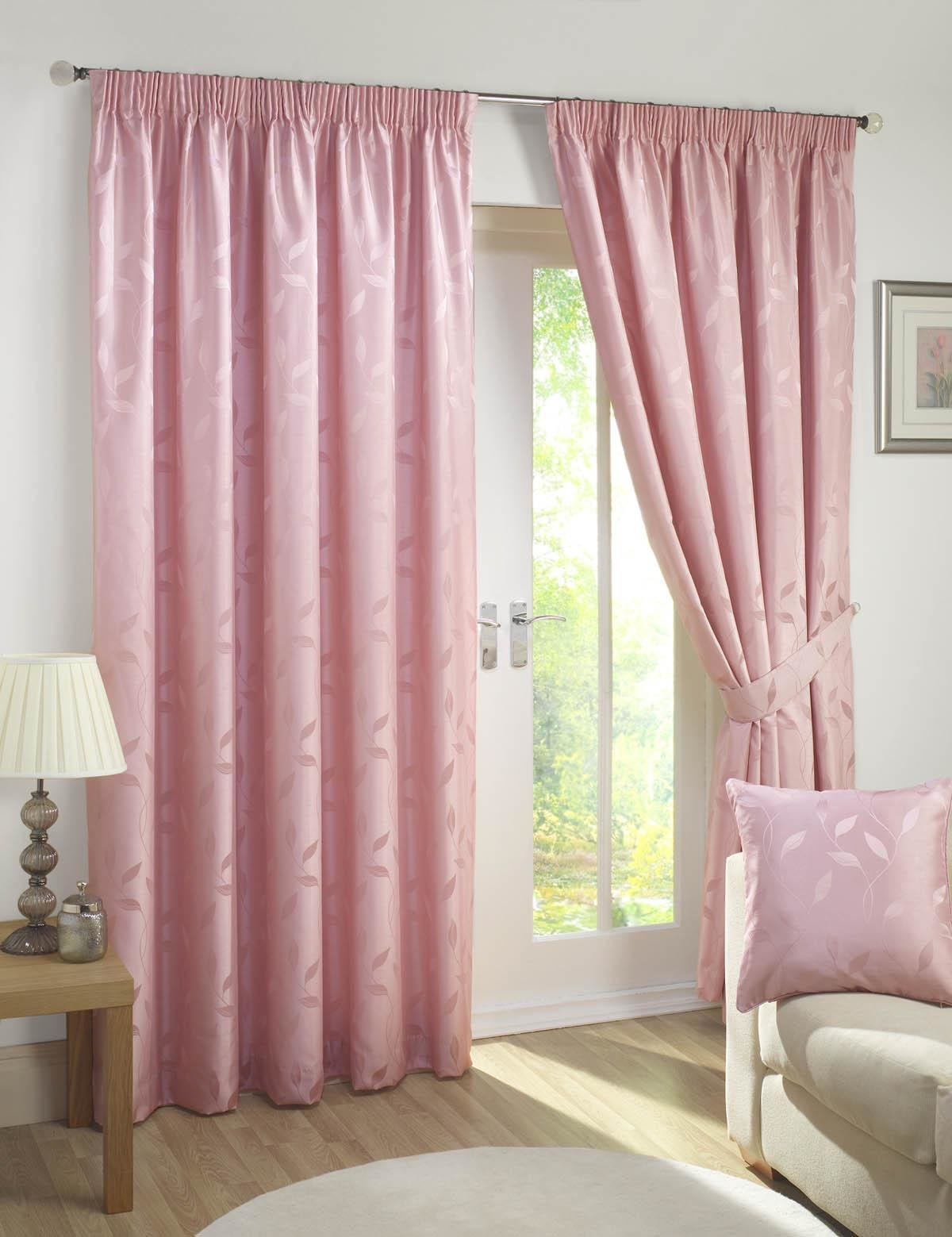 Best Buy Cheap Pink Bedroom Curtains Compare Home Textiles With Pictures