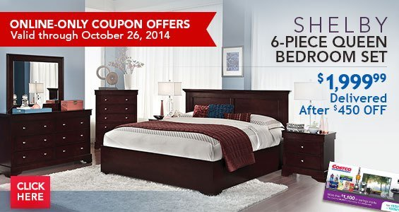 Best Costo Save On Shelby 6 Piece Queen Bedroom Set Samsung With Pictures