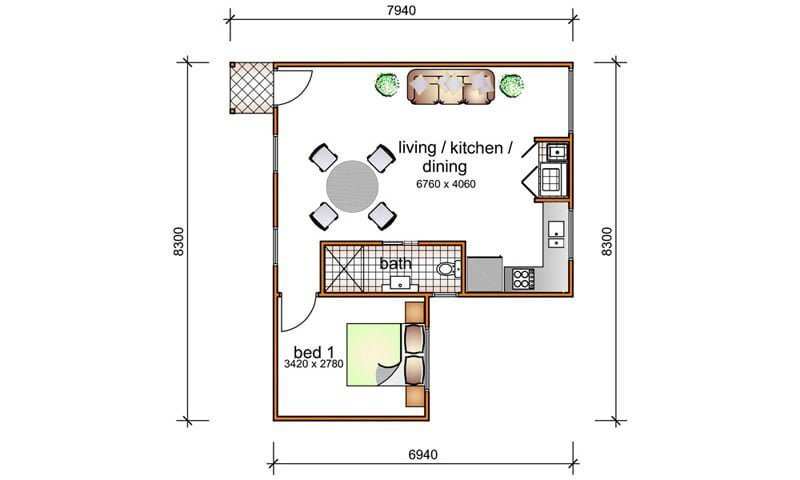 Best Granny Pods Floor Plans Guide And Recommendation With Pictures Original 1024 x 768