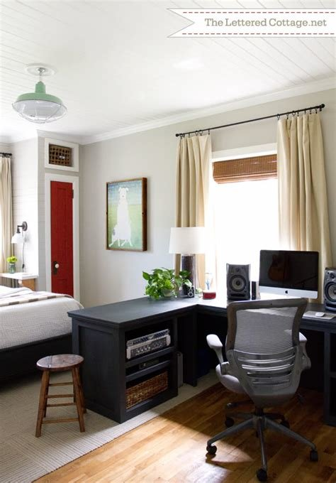 Best Creating An Office And Guest Bedroom Combo Space Decorate 101 With Pictures