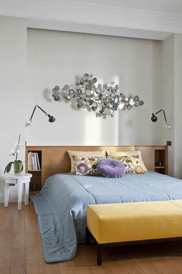 Best Stylish And Inspiring Bedroom Wall Decor Ideas With Pictures