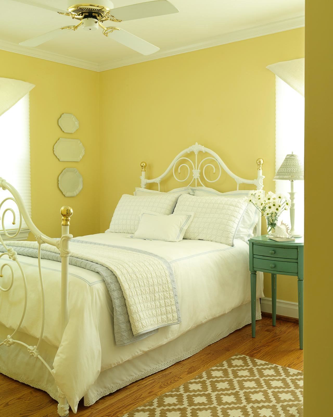 Best 30 Beautiful Yellow Bedroom Design Ideas Decoration Love With Pictures