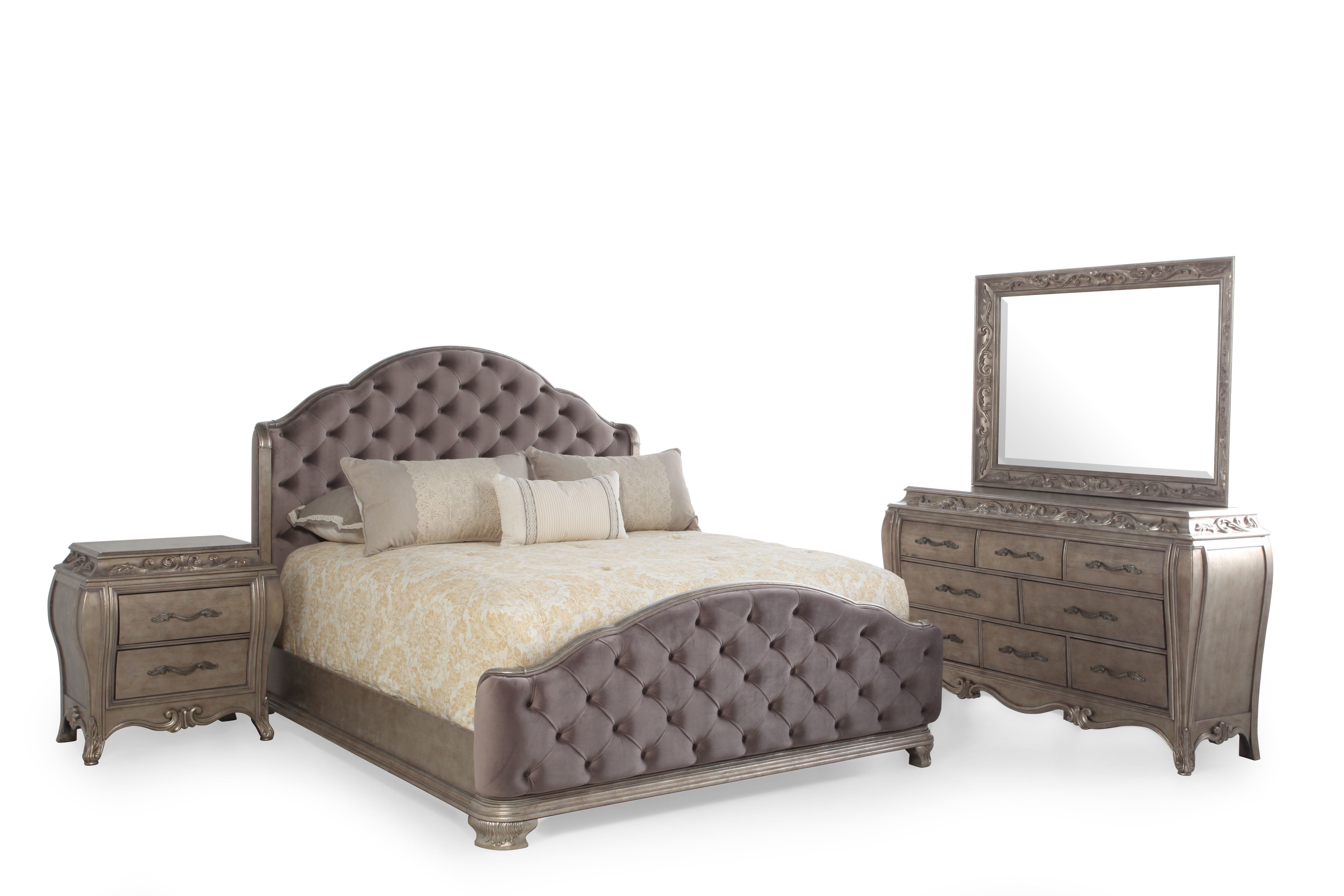 Best Pulaski Rhianna Suite Mathis Brothers Furniture With Pictures