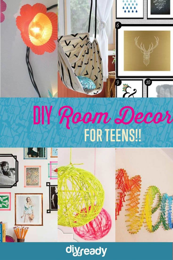 Best Diy T**N Room Decor Projects Diy Ready With Pictures