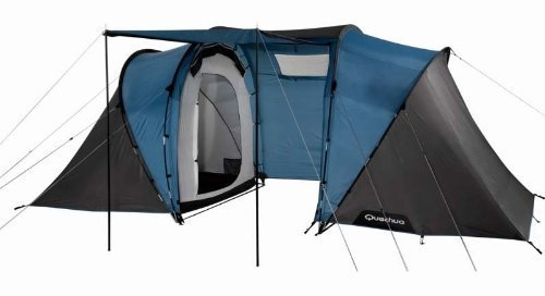 Best Quechua T4 2 4 Man 2 Bedroom Tent B0047V1F8O Amazon With Pictures