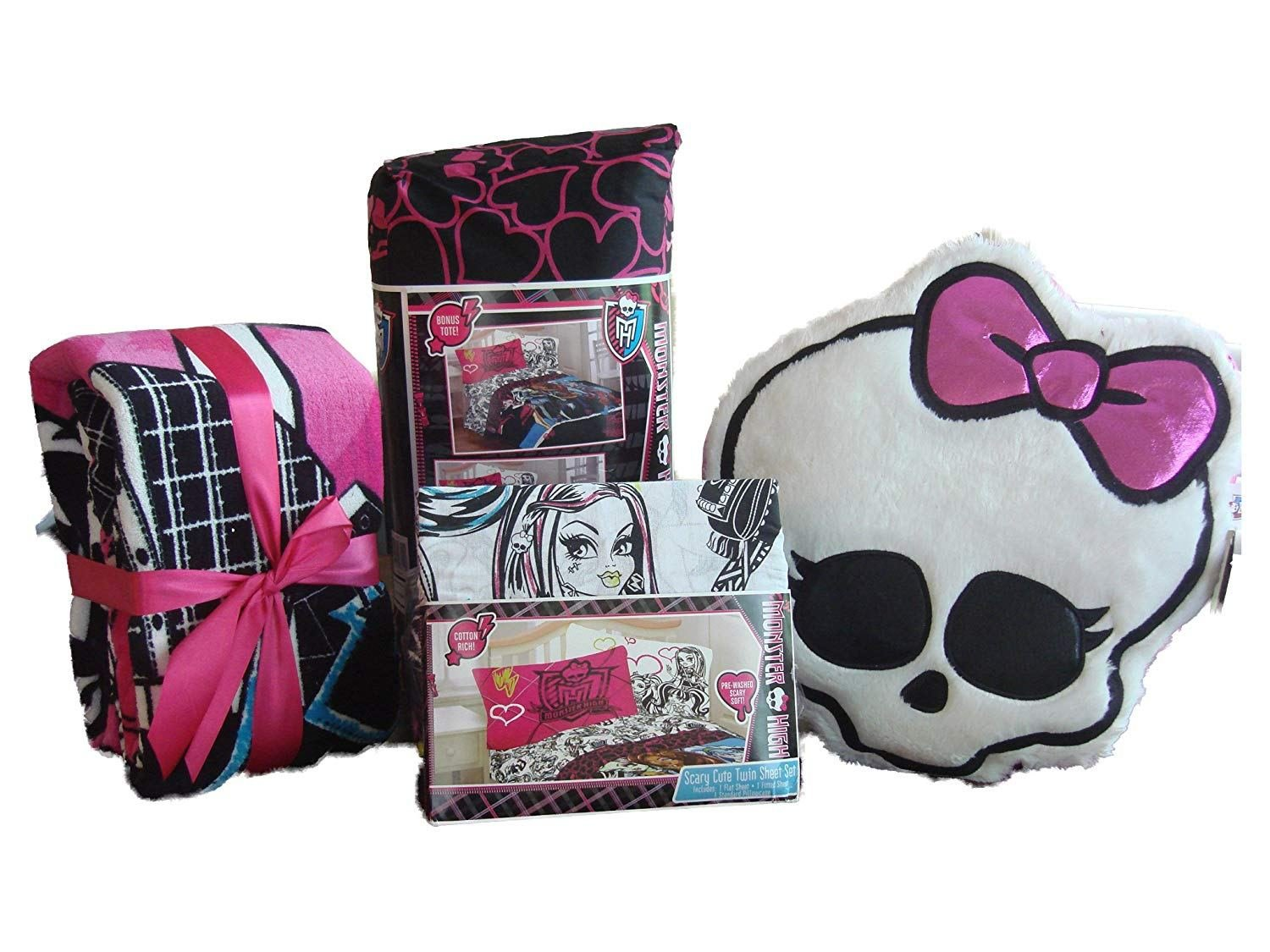 Best Monster High Comforter Set With Pictures