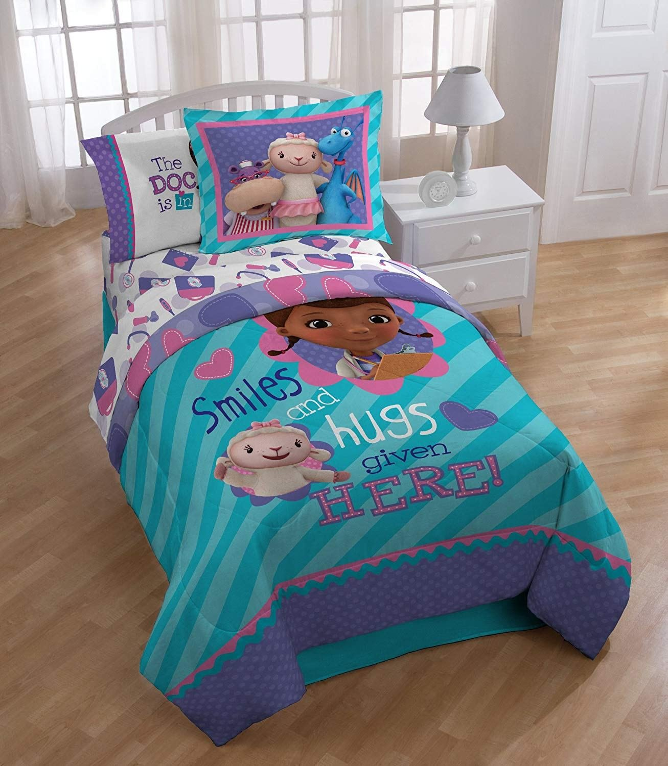 Best Doc Mcstuffins Bedding Totally Kids Totally Bedrooms With Pictures