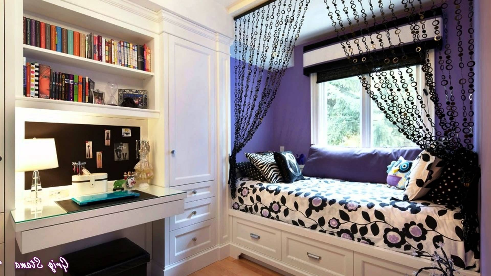 Best Decor Fun And Cute Teenage Girl Bedroom Ideas With Pictures
