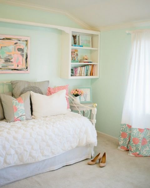 Best Aqua And Orange Color Palette Home Color Ideas With Pictures