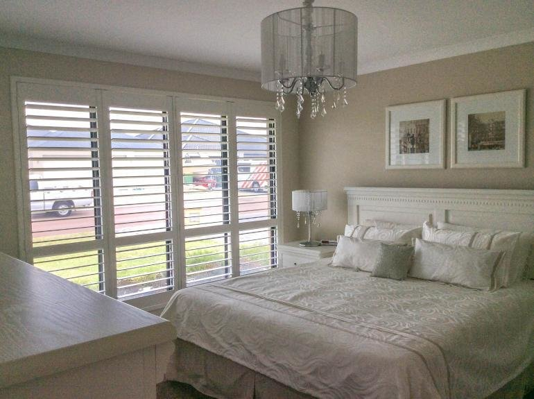 Best Plantation Shutters Basswood Silk White Photo I Seek Blinds Melbourne Vic With Pictures