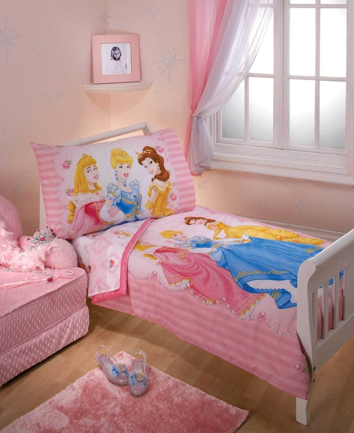 Best The Disney Princess Toddler Pink Bedding Set Reviews With Pictures