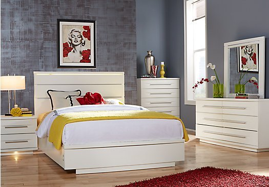 Best The Marbella 5 Pc Queen Bedroom Set Review Home Best With Pictures