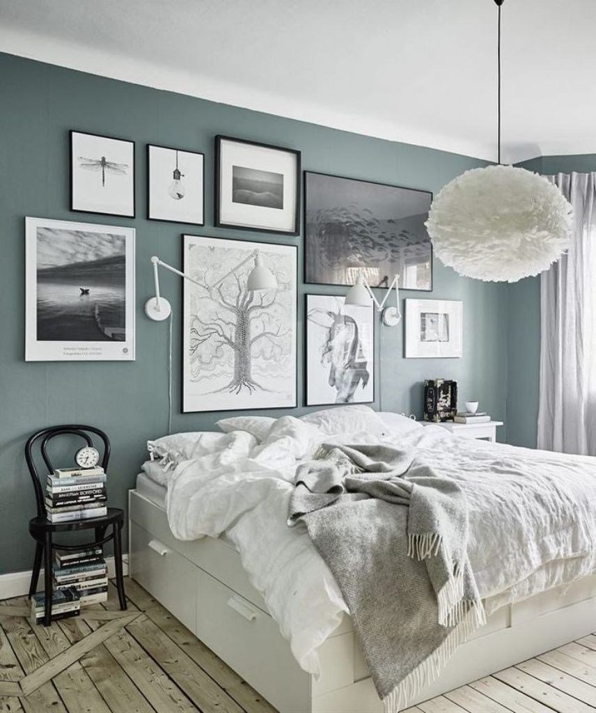 Best Simple Wall Colors For Bedrooms With Light Furniture Homedcin Com With Pictures