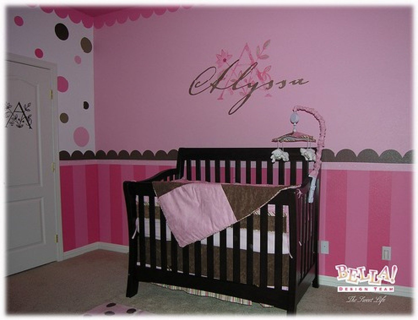 Best Bedroom Ideas For A Baby Girl Home Delightful With Pictures