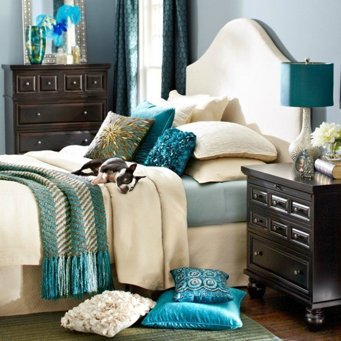 Best Use Teal For An Unique Home Decor With Pictures
