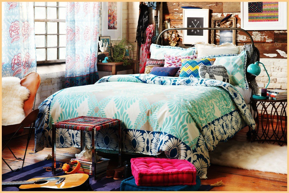 Best Interior Trends 2017 Hippie Bedroom Decor – House Interior With Pictures