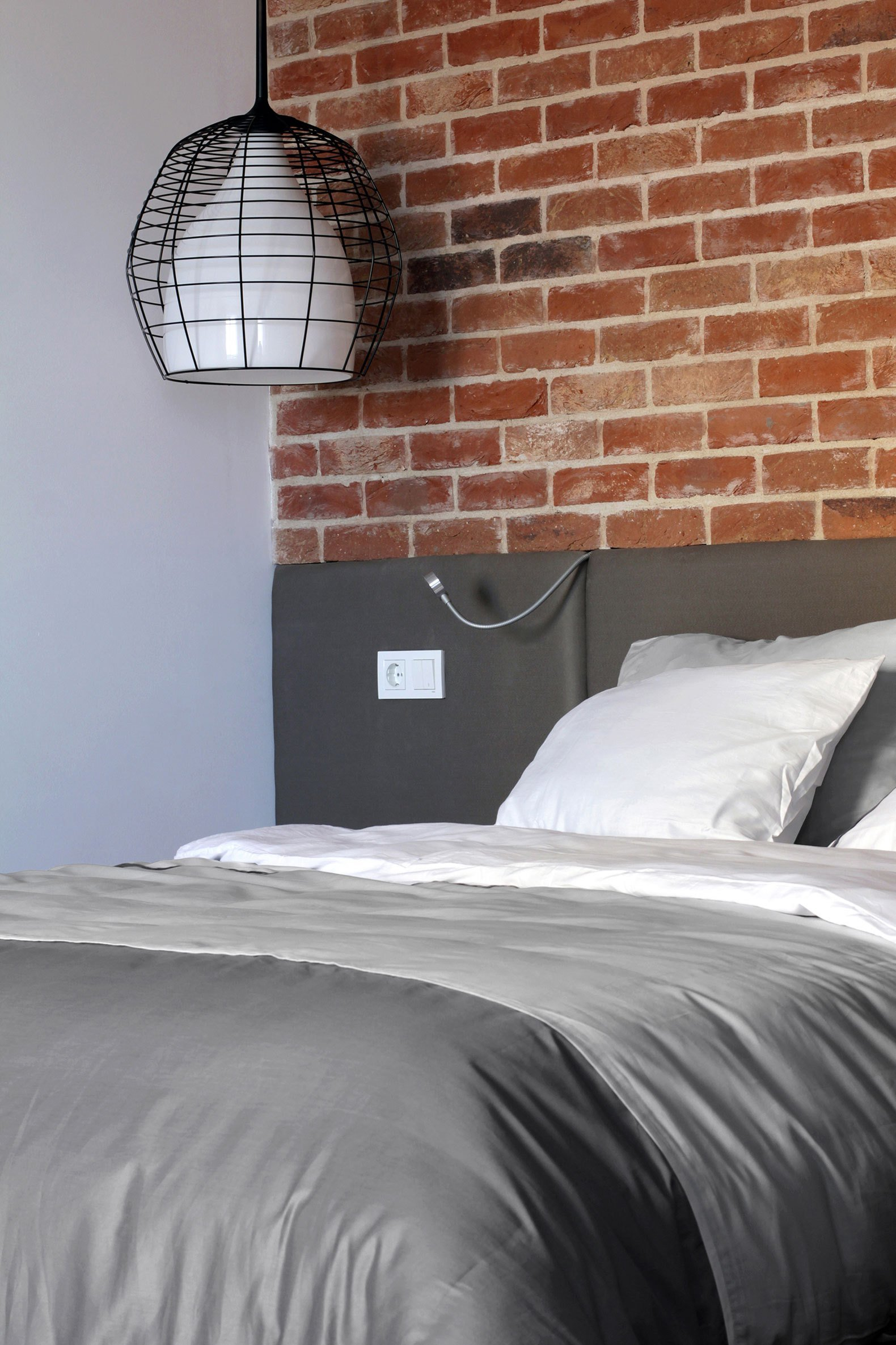 Best Outstanding Apartment Interior With Exposed Brick Walls Housebeauty With Pictures