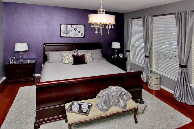 Best Bewitching Purple Bedroom Ideas For Mansion Bedroom With Pictures