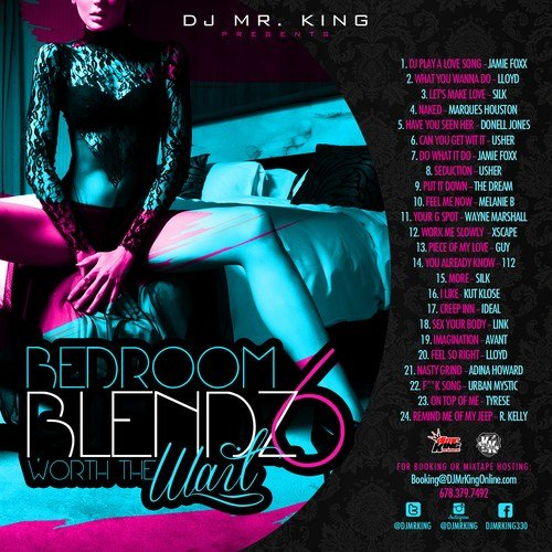 Best Various Artists Bedroom Blendz 6 Worth The Wait Hosted With Pictures