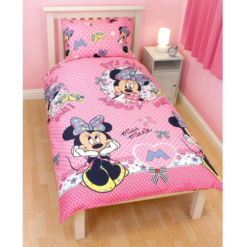 Best Disney Minnie Mouse Bedding Bedroom Accessories Free P With Pictures